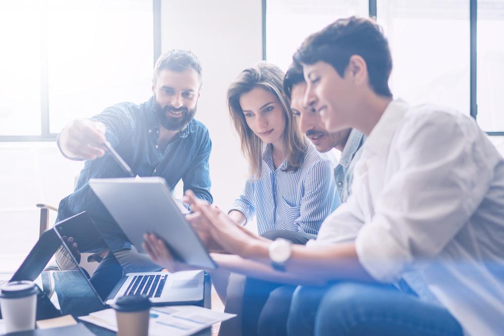 Team Enjoying More Salesforce Relationship Intelligence