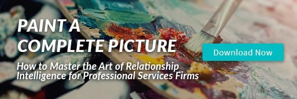 The art of relationship intelligence for professional services [ebook]