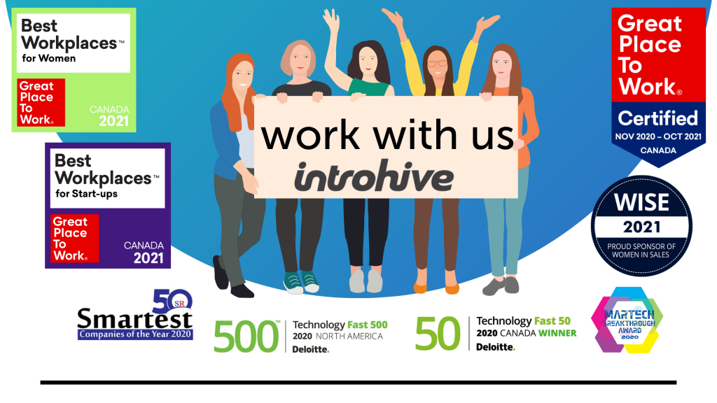 Come Work With Our Award Winning Team