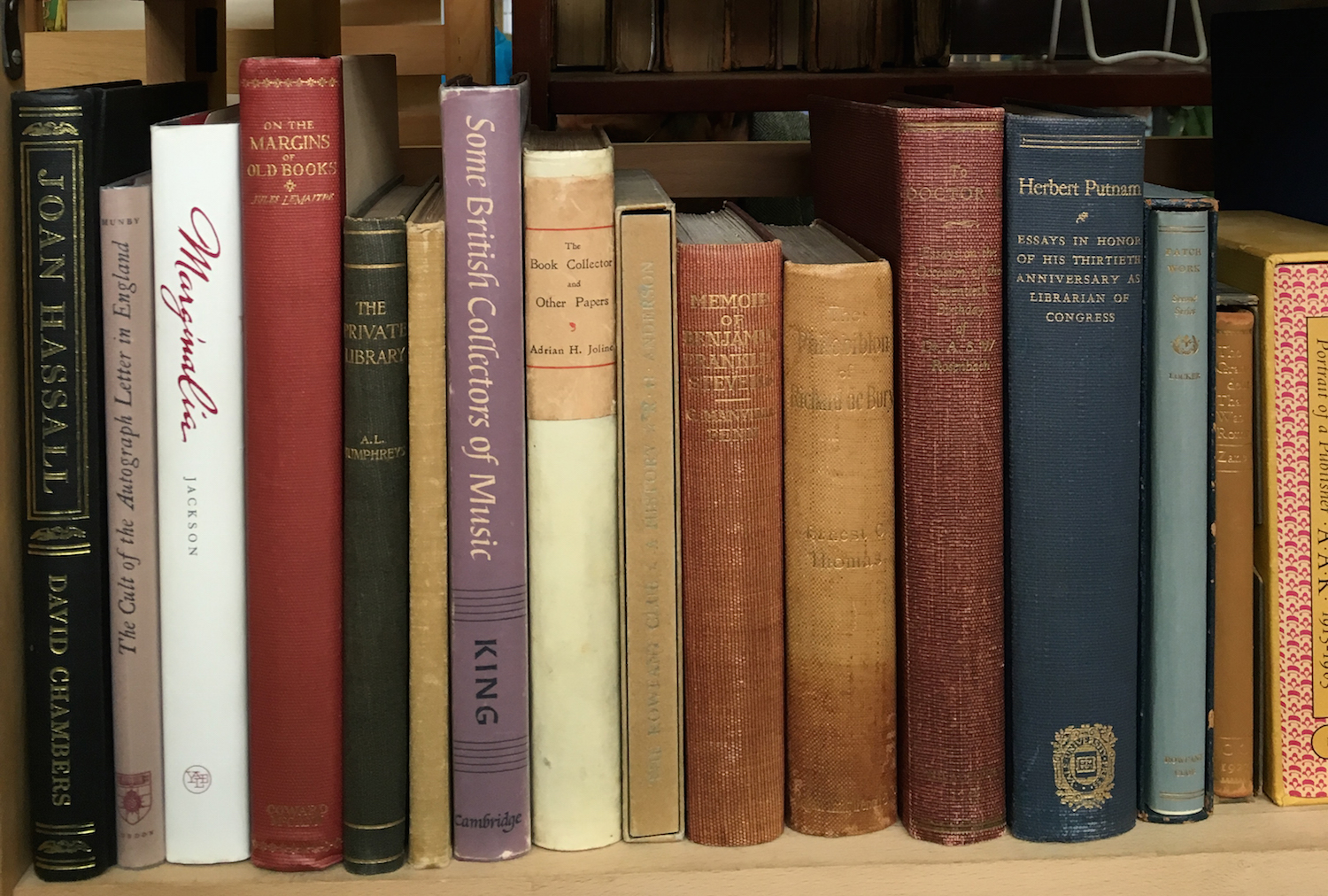 Book Hunting Tips From a Seasoned Collector