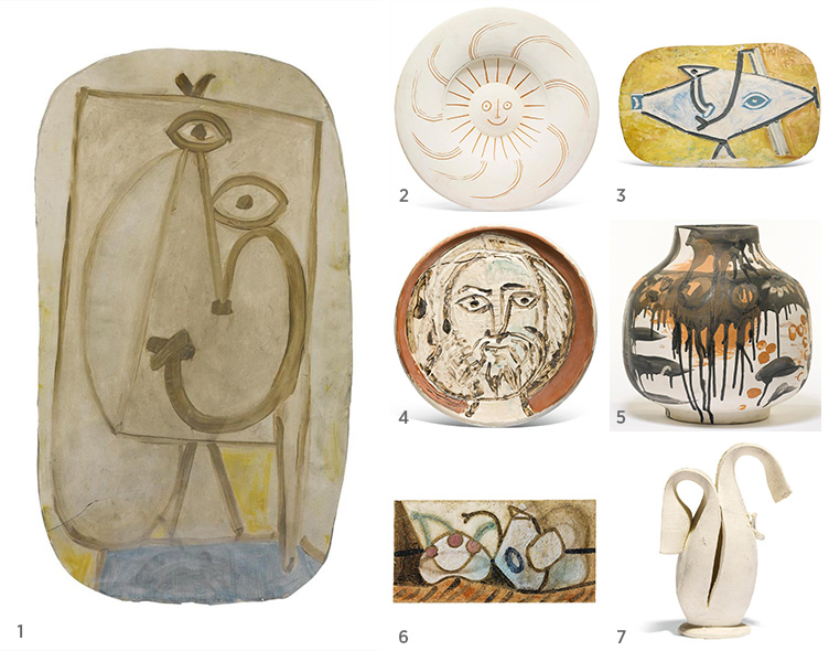 Inside the Archives: Picasso Ceramics Prices
