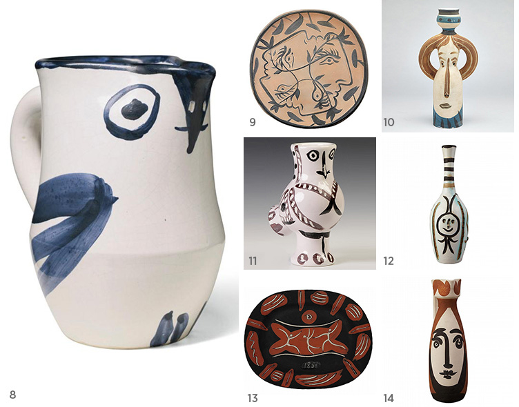 Inside The Archives Picasso Ceramics Prices