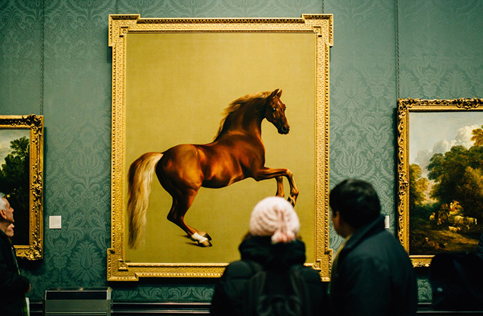 How to View Art as an Asset