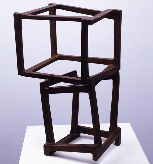 Jedd Novatt Sculpture