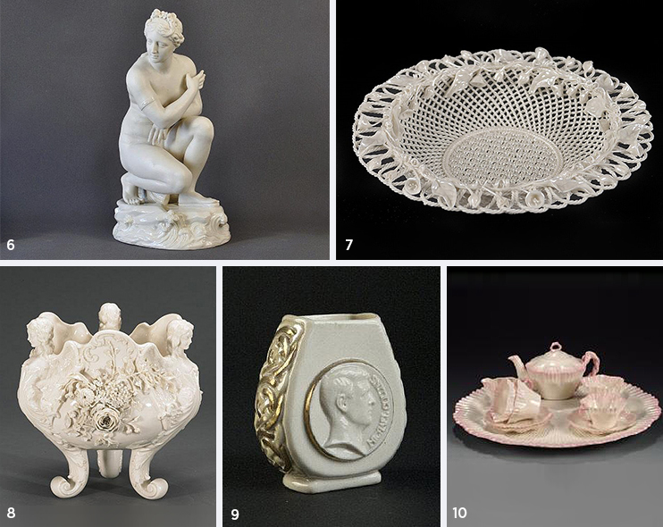 Inside the Archives: Belleek Pottery Prices