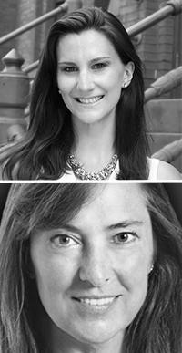 Holly Mazar-Fox & Linda Rodeck