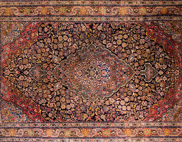In The Loupe How Persian Rugs Are Made