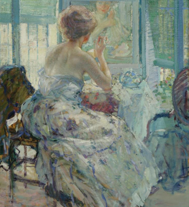 American Impressionism and Realism; The Painting of Modern Life 1885-1915