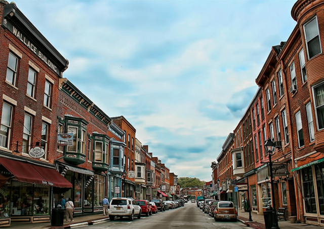 Top U S Towns For Summer Antiquing