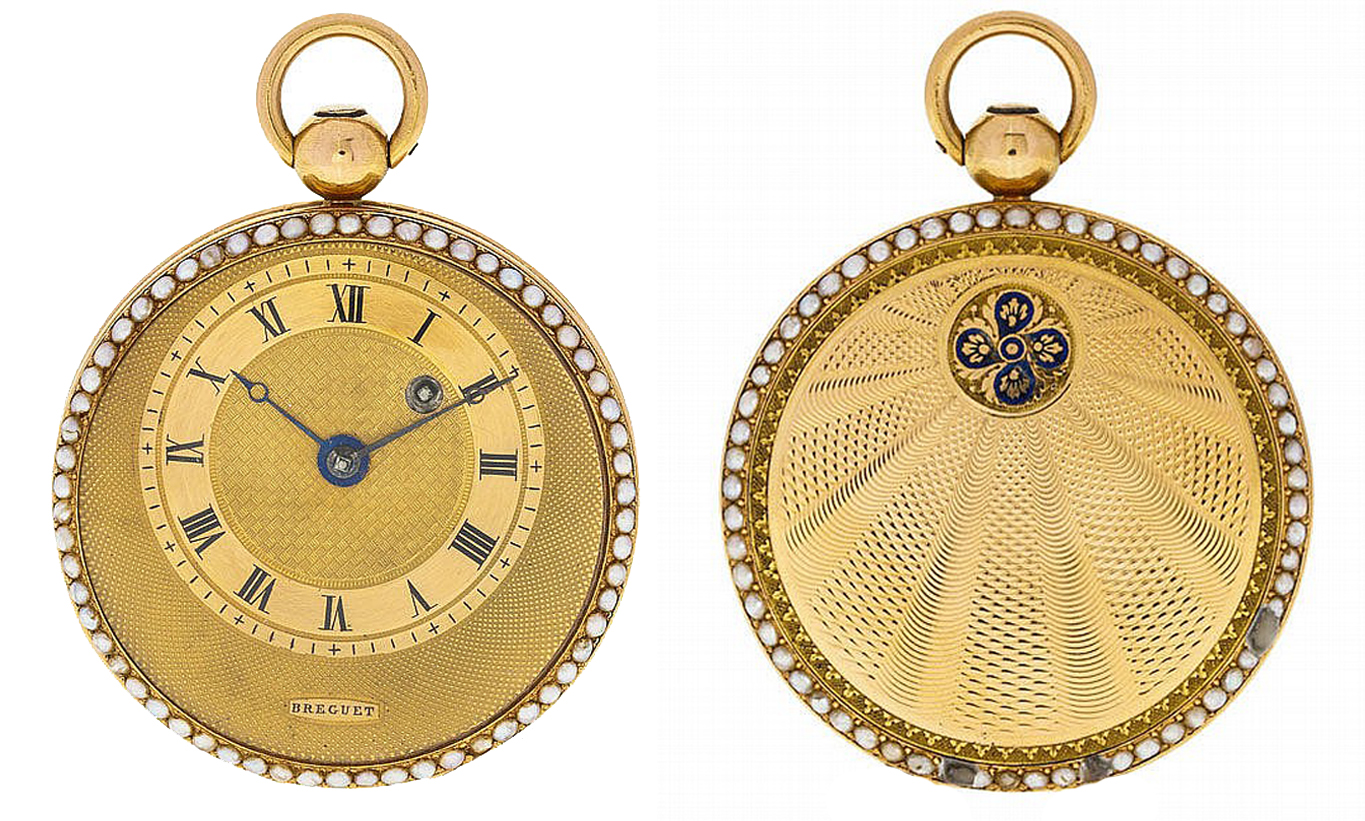 Inside the Archives: Pocket Watch Prices