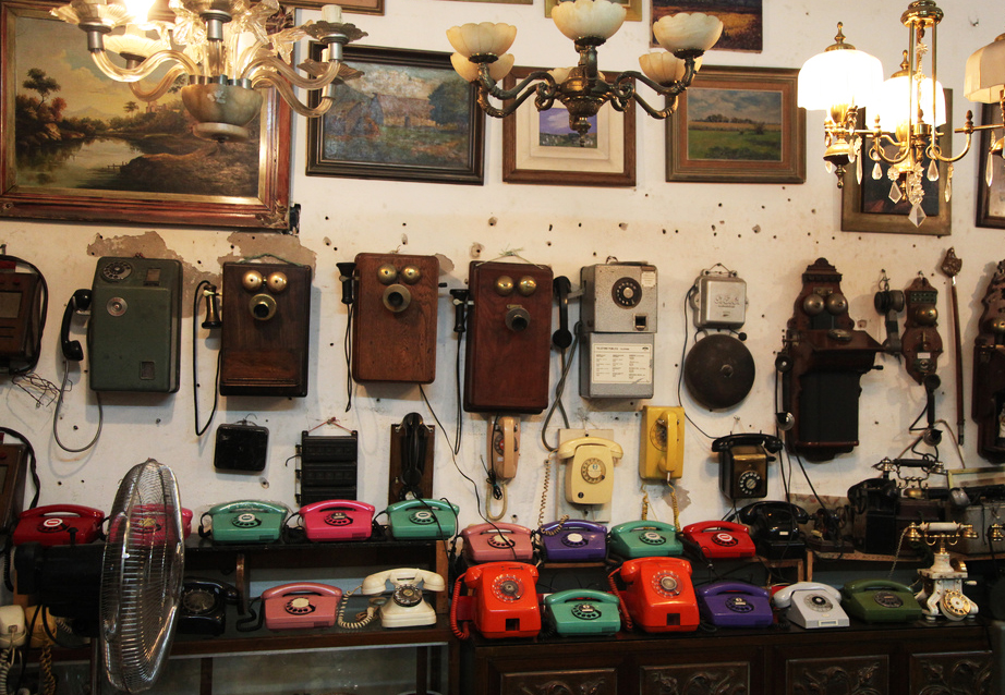 Top U.S. Towns for Summer Antiquing