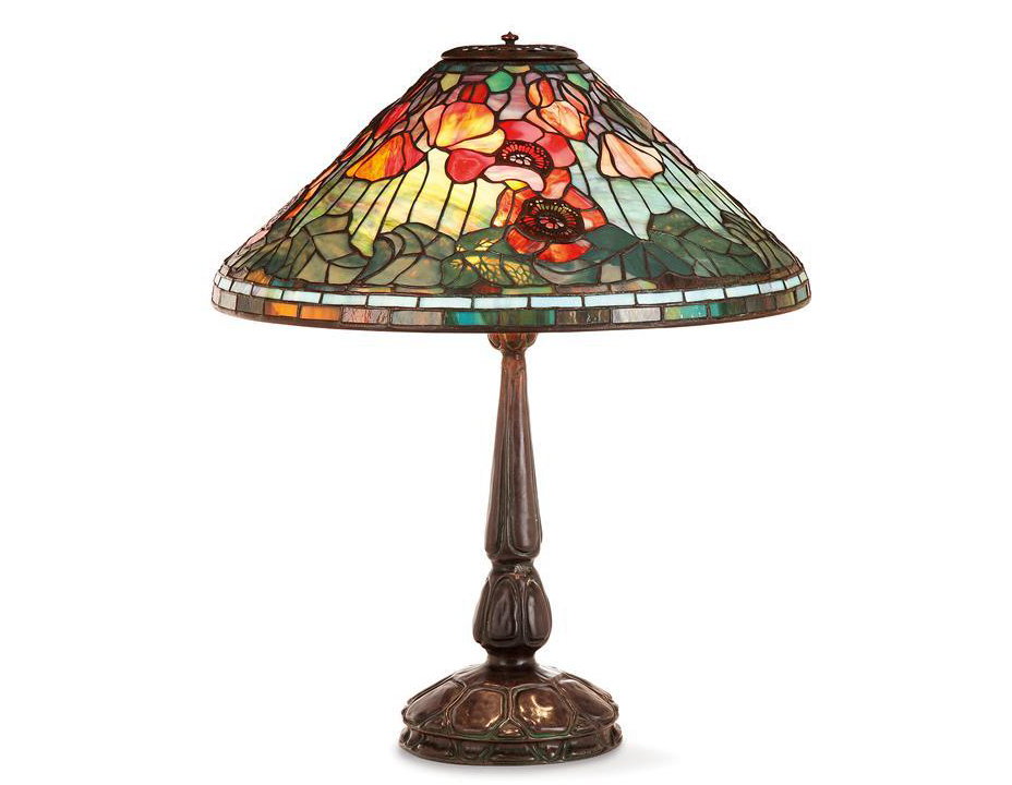 Inside the Archives: Tiffany Lamp Prices