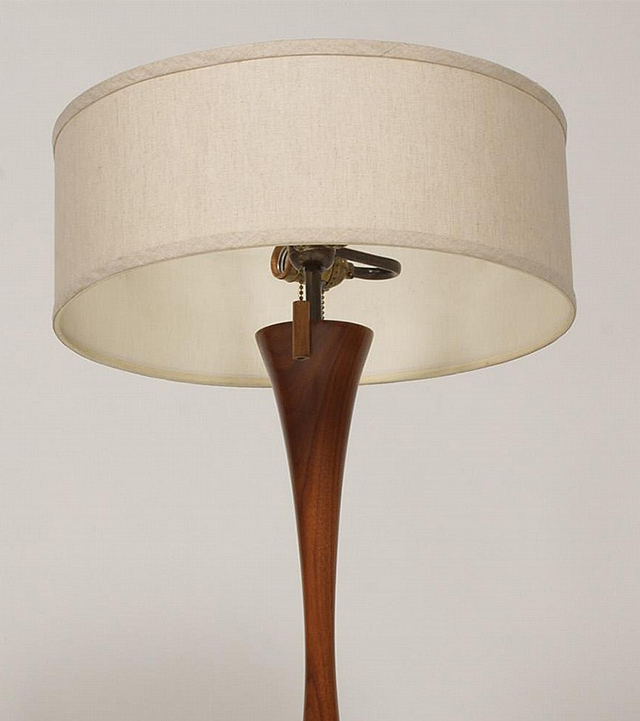 Shades Of Brilliance A Vintage Lamp Shade Primer