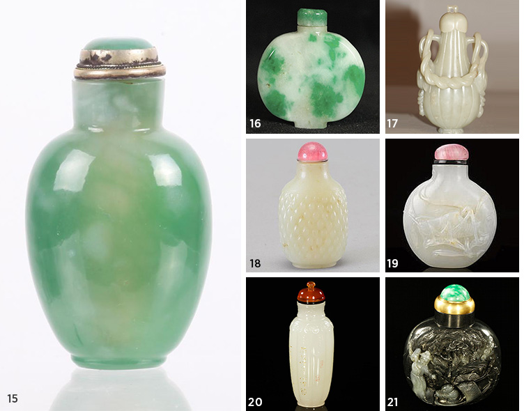 chinese scent bottle dating