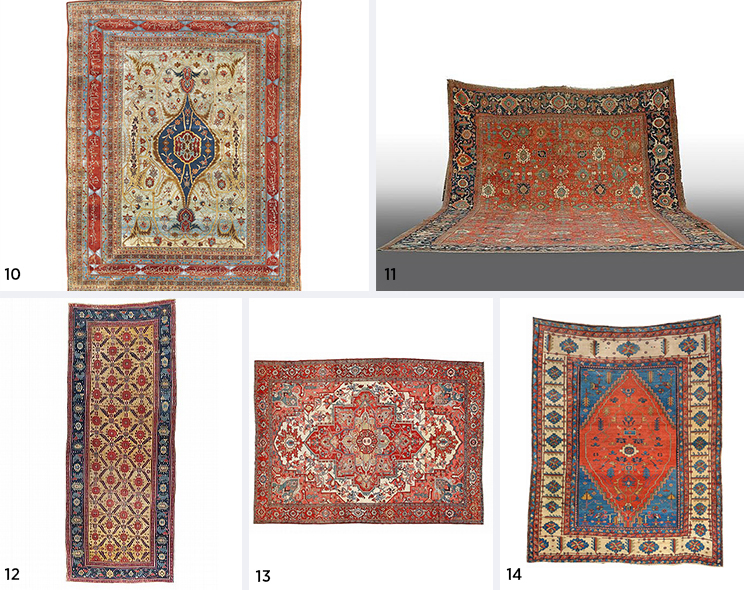 Another Type Of Persian Rug That Is Popular Among Collectors The Heriz Which Originates From Or Heris In Northwestern Iran