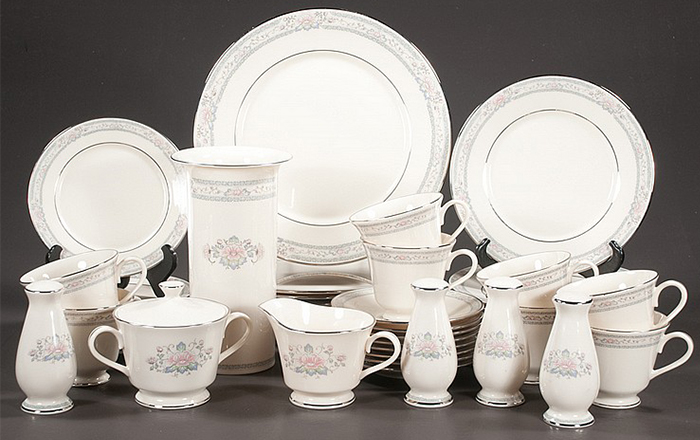 Inside the Archives: Lenox China Prices