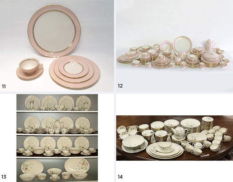 Inside The Archives Lenox China Prices Delectable Lenox China Patterns