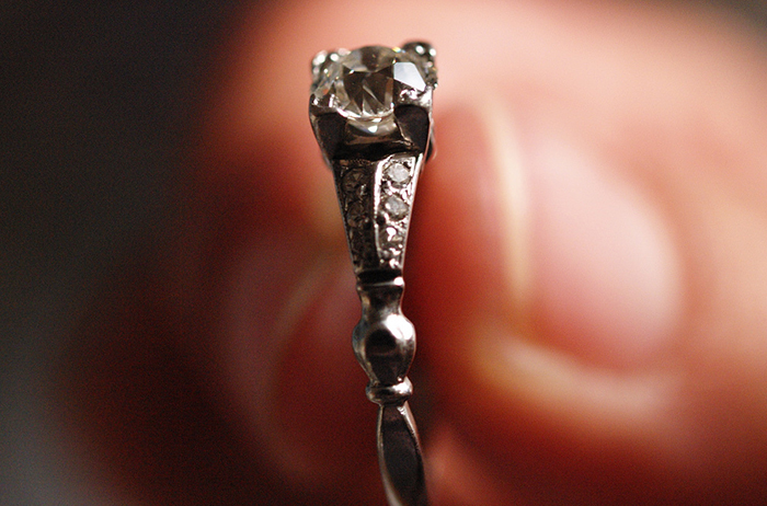 2017 Guide to Vintage & Antique Engagement Rings