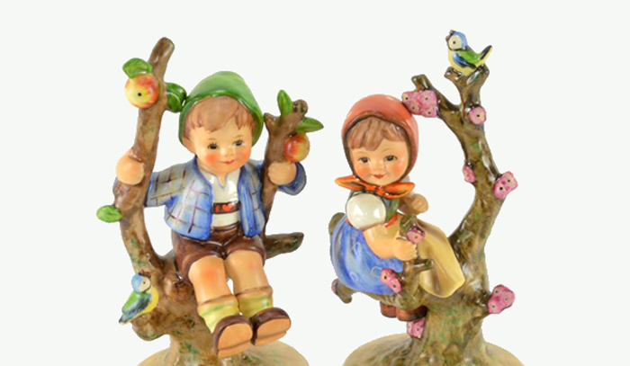 Inside the Archives: Hummel Figurine Prices