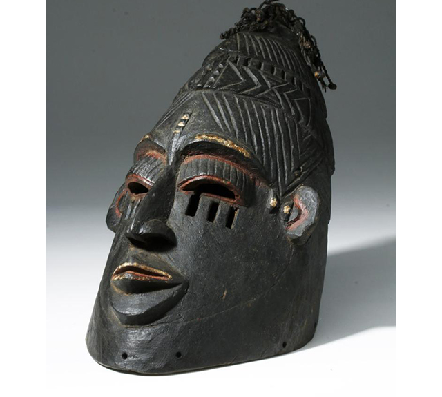 unmasking today s strong demand for tribal art