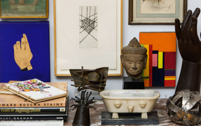 Tour the Collection of a Legendary Art & Music Icon