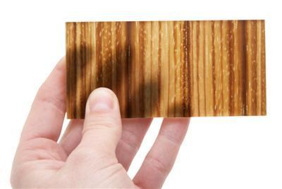 Translucent Wood