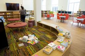 Renovated Washington Heights Library - NYTimes http://tinyurl.com/pe7v8fe