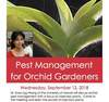 Pest management poster