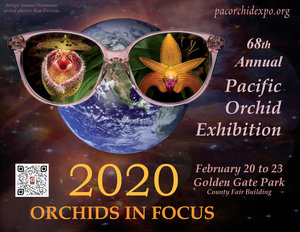 Poe 2020 orchids in focus ad