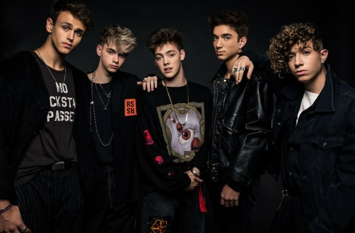Ultimate Why Don't We Meet-and-Greet Package: Studio Passes, Photo