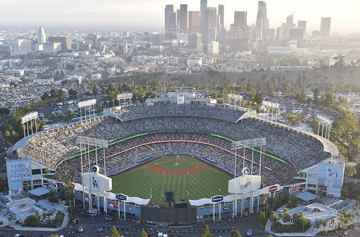 Hit the big leagues with baseball fantasy camp at Dodger Stadium: In Los Angeles, California