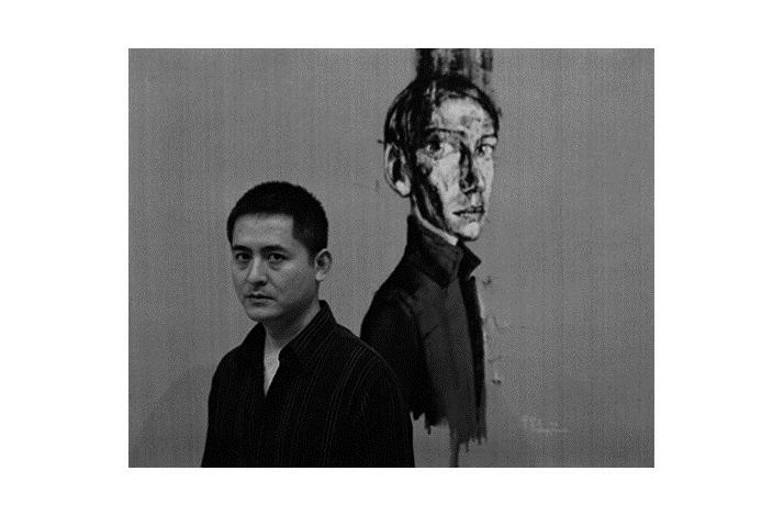 Tour the studio of the influential Chinese painter Zeng