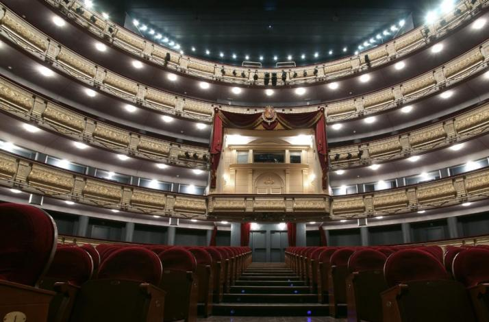 Reserve the best seats at the Teatro Real before anyone else
