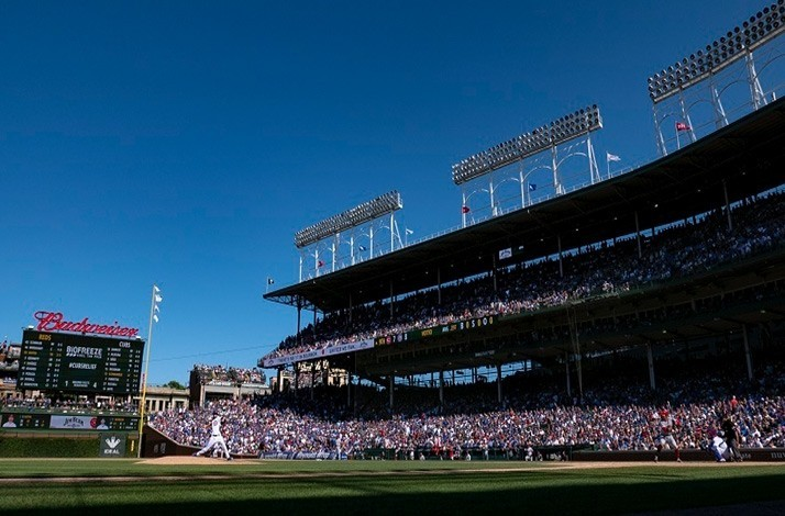Head to the Cubs' Wrigley Field for a family day to remember