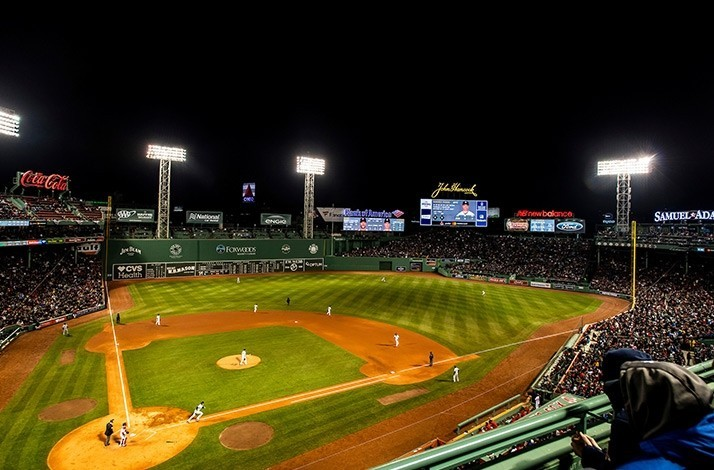 How historic Fenway Park will play a role in this World Series.