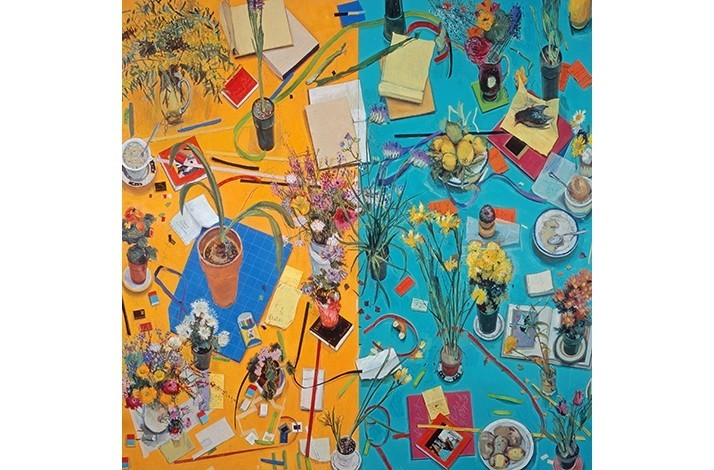 Discover One Day at a Time: Manny Farber and Termite Art at