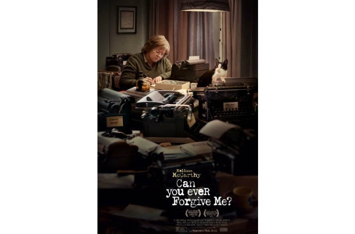 2 Tickets to the Film Premiere of 'Can You Ever Forgive Me