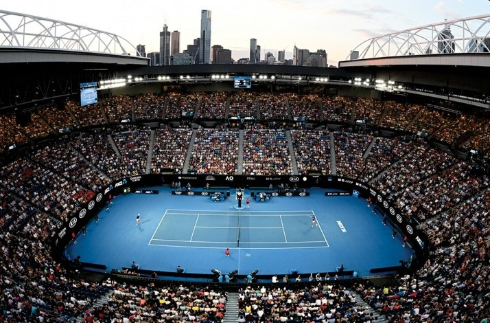 Step Right Into The Action At Australian Open 2020 In