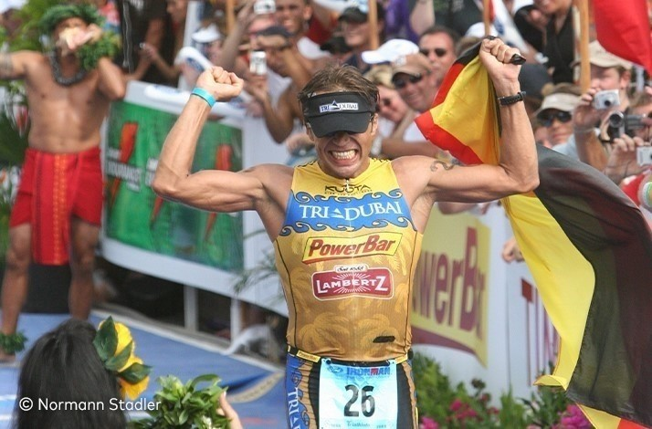 Compete In A Triathlon With Double Ironman Normann Stadler In