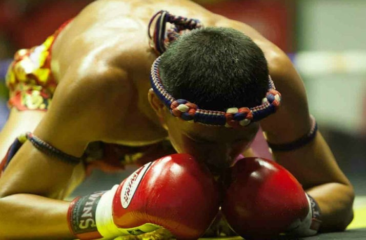 Take a Muay Thai masterclass and grab ringside seats for a bout: In