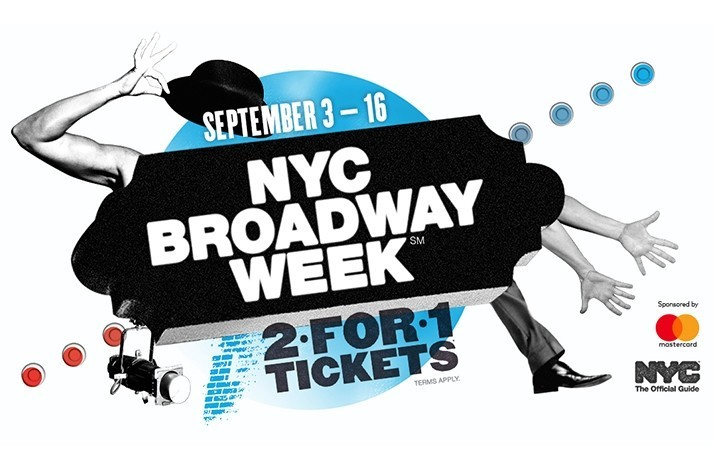 Get First Dibs on NYC Broadway Week℠ with Mastercard®: In New York