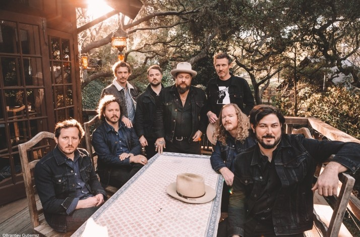 Backstage Lunch with Nathaniel Rateliff & The Night Sweats at Farm