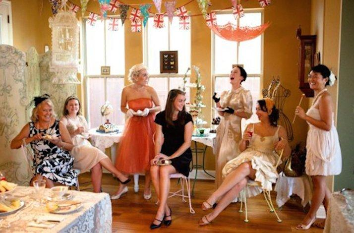 A Perfect Afternoon Tea Party with Your Friends: In San Francisco