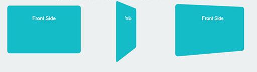 3D Flip Effect IonicFramework