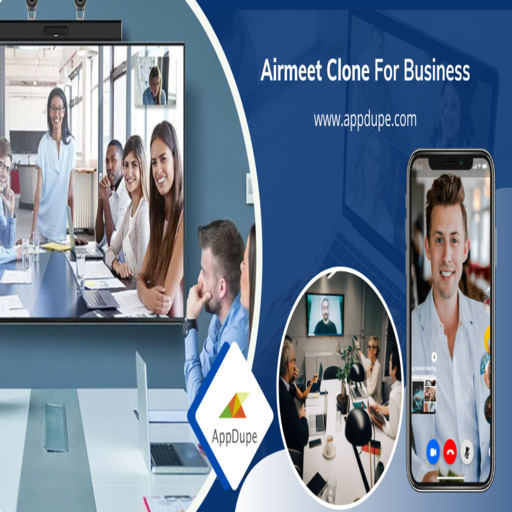 Airmeet Clone: Video conferencing and profit made easy