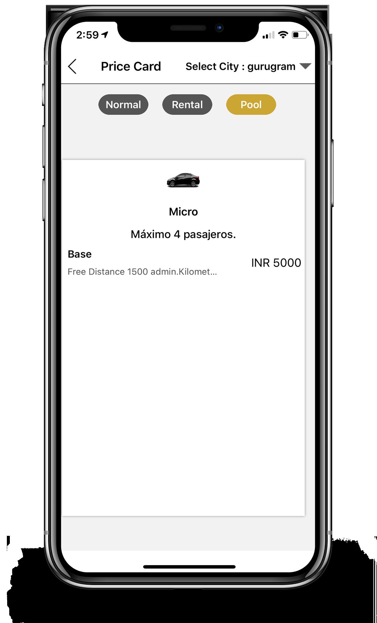 Apporio: Uber Clone App