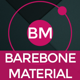 Barebone Ionic Material - Full Application