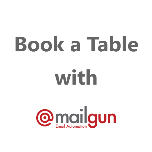 Book a Table via E-Mail Ionic 2/3
