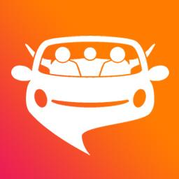 Carpool and ride sharing app starter Ionic 5