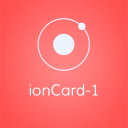 Card1 - Ionic Card Component